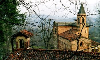 Santuario dei Piloni di Montà
