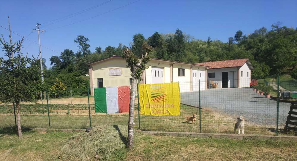 Azienda agricola Ca da Laisna a Montà Cn