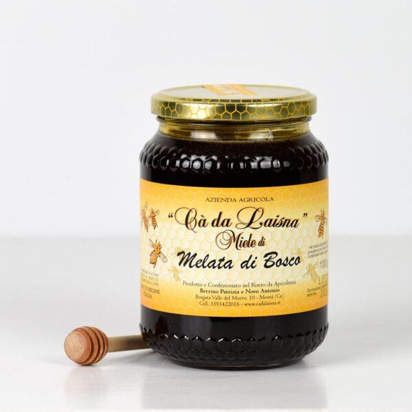 Melata di bosco del Piemonte - vaso da 1000g