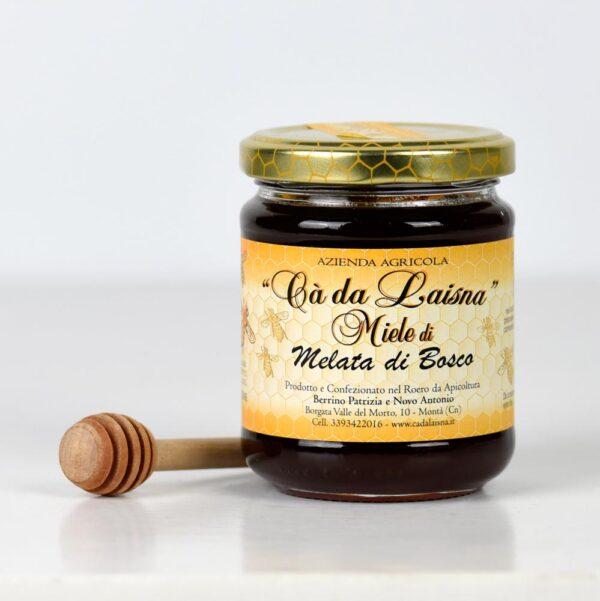 Melata di bosco del Piemonte - vaso da 250g