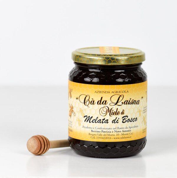 Melata di bosco del Piemonte - vaso da 500g